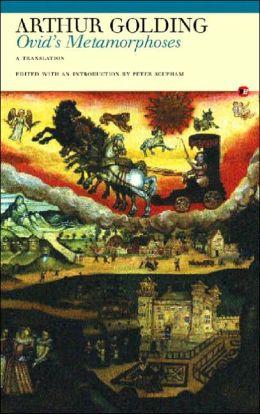 Ovid's Metamorphoses: A Translation