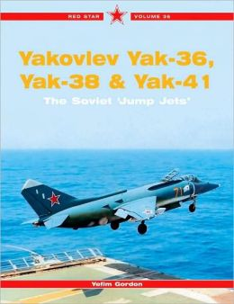 Yakoviev Yak-36, Yak-41: The Soviet 