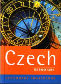 Rough Guide to Czech: Dictionary Phrasebook