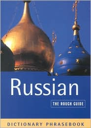 The Rough Guide to Russian Dictionary Phrasebook