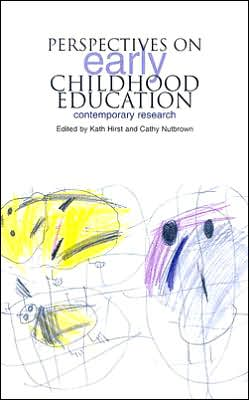 Perspectives on Early Childhood Education: Essays on Contemporary Research