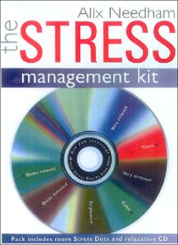 Stress Management Kit: Including Relaxation CD and Stressdots