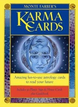 Karma Cards W/ Book [With Book(s)]