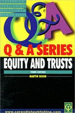 Equity & Trusts Q&A
