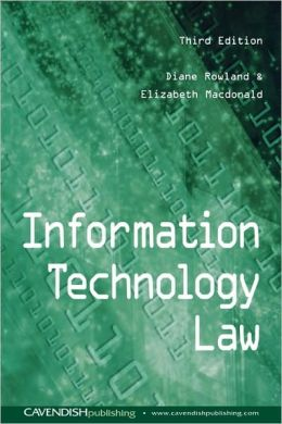 Information Technology Law 3/E