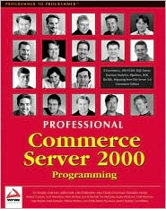 Professional Commerce Server 2000