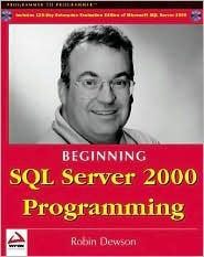 Beginning SQL Server 2000 Programming