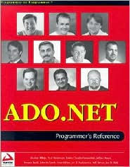 ADO.NET Programmer's Reference