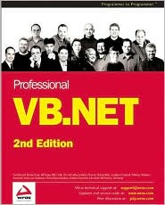 Professional VB.Net (2nd Edition)