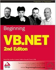 Beginning VB.NET, 2nd Edition