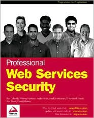 Professional Web Services Security
