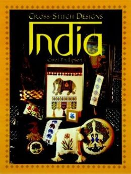 Cross Stitch Designs From India