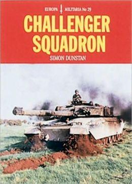 Challenger Squadron (Europa Militaria Series #29)