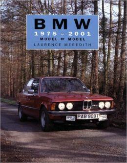 BMW 1975-2001: Model Model