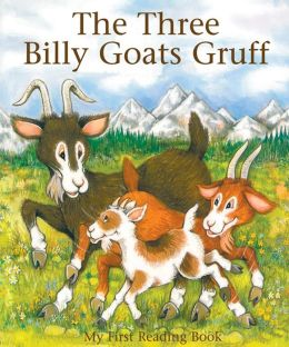 The Three Billy Goats Gruff (Floor Book)