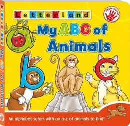 My ABC of Animals.