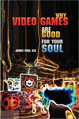 Why Video Games Are Good For Your Soul