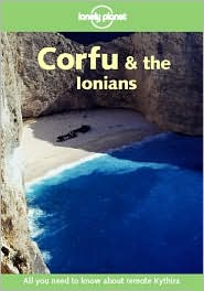 Lonely Planet Corfu & the Ionians