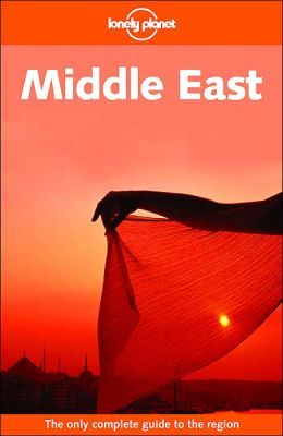 Lonely Planet, Middle East