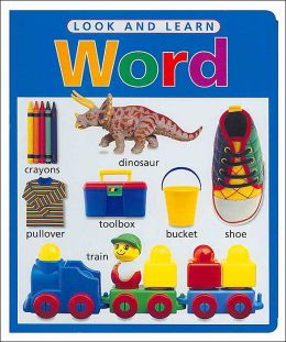 Look and Learn Word Book (Look and Learn Language Development Series)