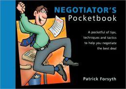 Negotiator's Pocketbook [Pocketbook Series]