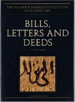 Bills Letters and Deeds