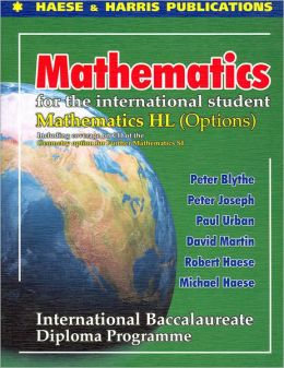 Mathematics for the International Student : Mathematics Hl