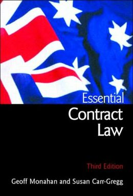 Australian Essential Contract Law
