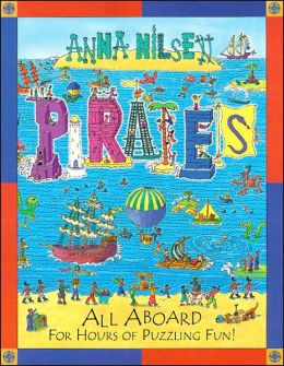 Pirates: All Aboard for Hours of Puzzling Fun