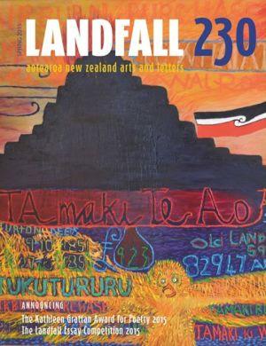 Landfall 230: Aotearoa New Zealand Arts and Letters