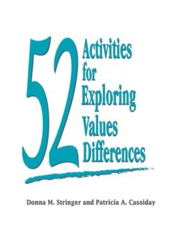 52 Training Activities for Exploring Value Differences