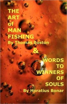Art of Manfishing and Words to Winners Of