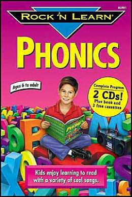 sassyfrazz: Rock 'N Learn! : Phonics DVD's 1 &2 (Review ...
