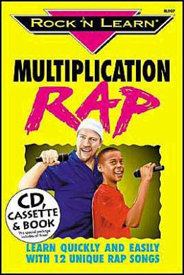 Multiplication Rap (With Paperback Book)
