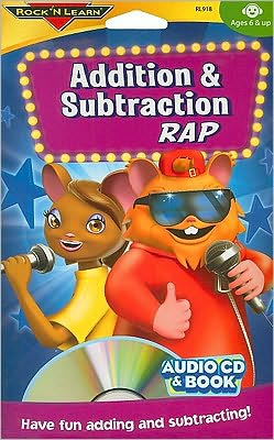 Addition & Subtraction Rap (With Paperback Book)