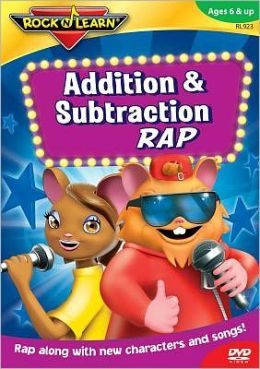 Addition and Subtraction Rap