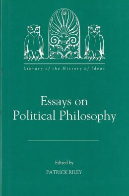 Essays on Political Philosophy