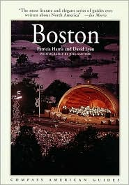 Fodor's Compass Guide: Boston (1997)