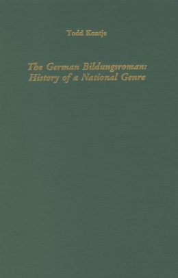 The German Bildungsroman: History of a Genre