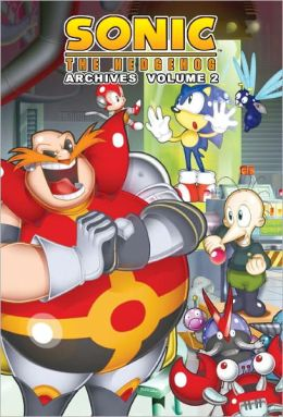 Sonic the Hedgehog Archives, Volume 2