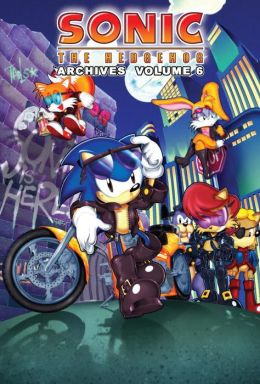 Sonic the Hedgehog Archives, Volume 6