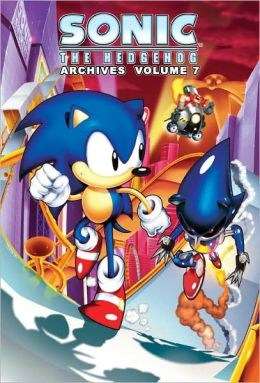 Sonic the Hedgehog Archives, Volume 7