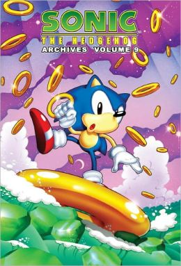 Sonic the Hedgehog Archives, Volume 9