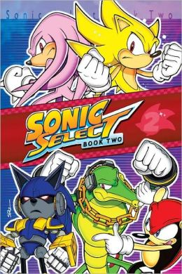 Sonic the Hedgehog Select, Volume 2
