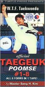 Taekwondo Taegeuk Poomse 1-8