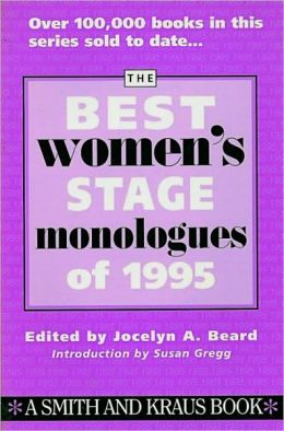 The Best Women's Stage Monologues of 1995