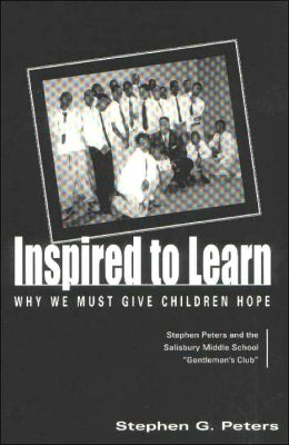 Inspired to Learn: Why We Must Give Children Hope