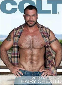 Colt Hairy Chested 2013 Calendar