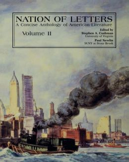 Nation of Letters: A Concise Anthology of American Literature