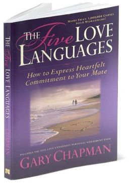 five love languages express heartfelt commitment your mate The five love languages: how to express heartfelt commitment to your mate is a 1995 book by gary chapman it outlines five ways to express.